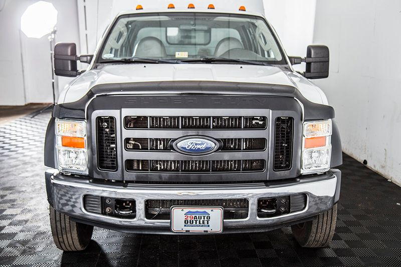 2008 used ford super duty f 450 drw 2wd crew cab 172 xl at country commercial center serving. Black Bedroom Furniture Sets. Home Design Ideas