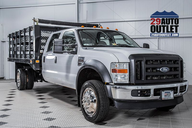 2008 used ford super duty f 450 drw cab chassis 4wd crew cab 200 wb 84 ca xl at country. Black Bedroom Furniture Sets. Home Design Ideas