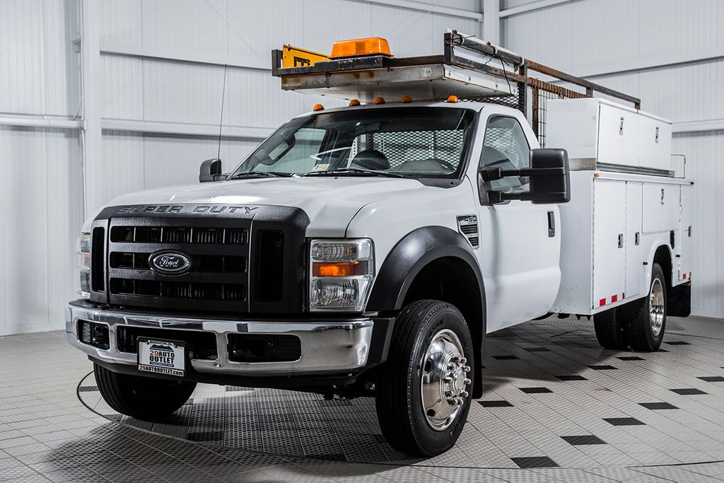 2008 used ford super duty f 450 drw cab chassis xl at country commercial center serving. Black Bedroom Furniture Sets. Home Design Ideas
