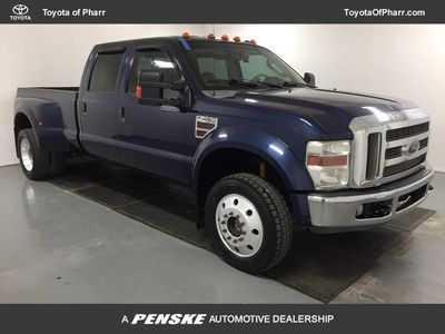 2008 Ford Super Duty F-450 Lariat DRW
