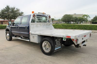 "2008 Ford Super Duty F-550 DRW 4WD Crew Cab 200"" WB 84"" CA XL - Click to see full-size photo viewer"