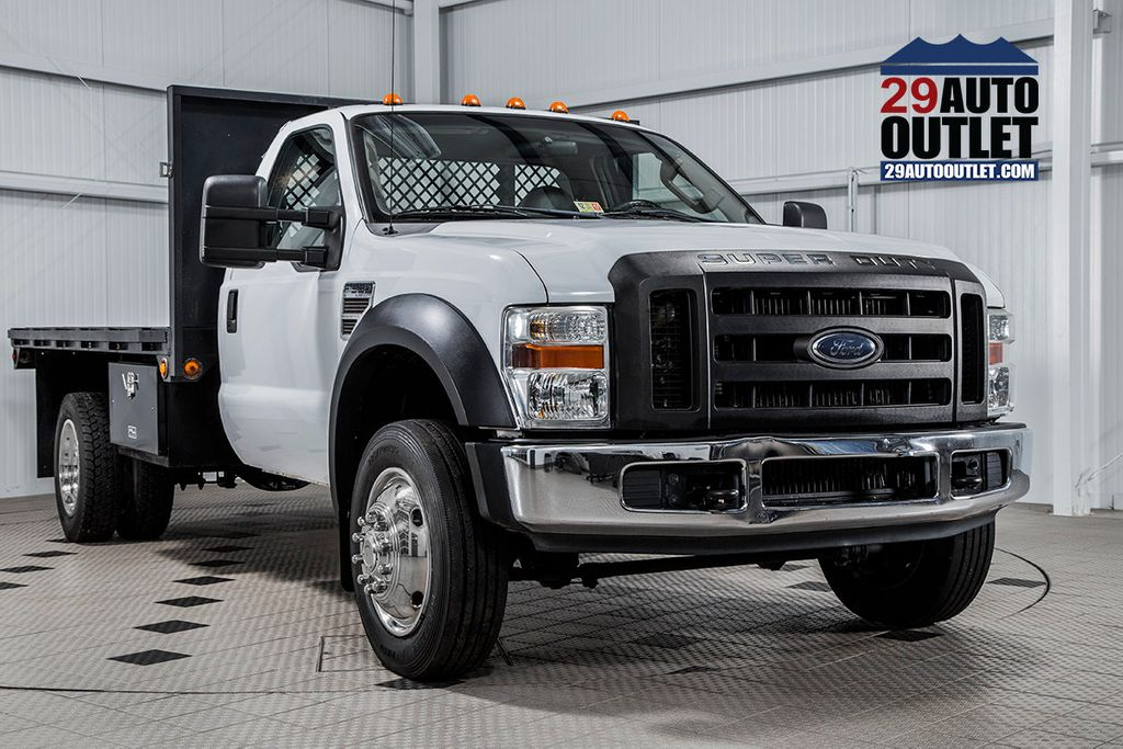Used Ford Super Duty F DRW F FLATBED At Country - 2008 ford
