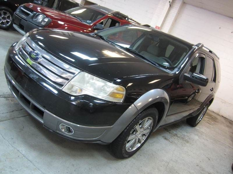 2008 Used Ford Taurus X Sel 3rd Row V6 At Contact Us Serving