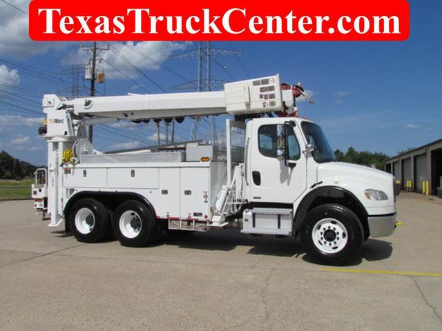 Dealer Video - 2008 Freightliner M2 106 Digger Derrick Truck - 14110197