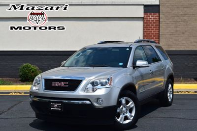 2008 GMC Acadia AWD 4dr SLT2 - Click to see full-size photo viewer
