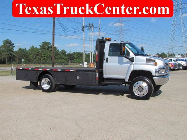 Dealer Video - 2008 GMC C5500 Flatbed 4x4 - 15656071