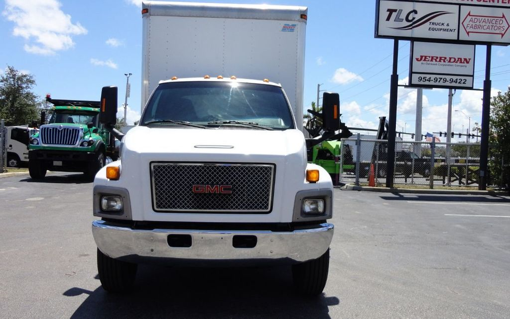 2008 GMC C7500 25,950LB GVWR UNDER CDL..24FT X 96 X 102 BOX.LIFTGATE - 17514624 - 11