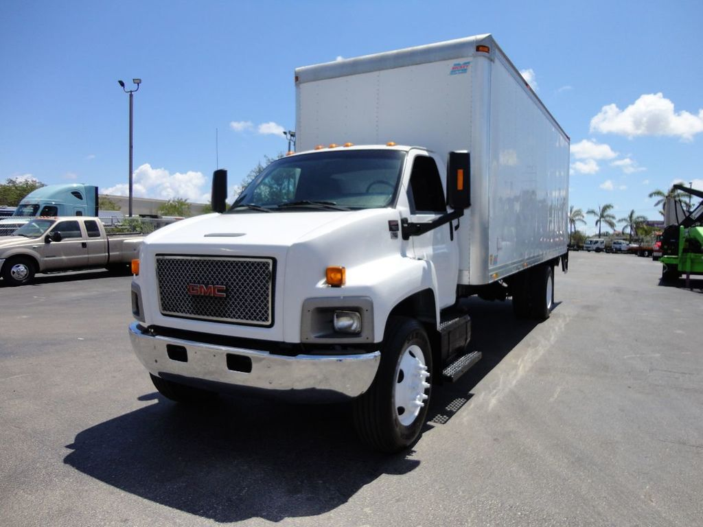2008 GMC C7500 25,950LB GVWR UNDER CDL..24FT X 96 X 102 BOX.LIFTGATE - 17514624 - 12