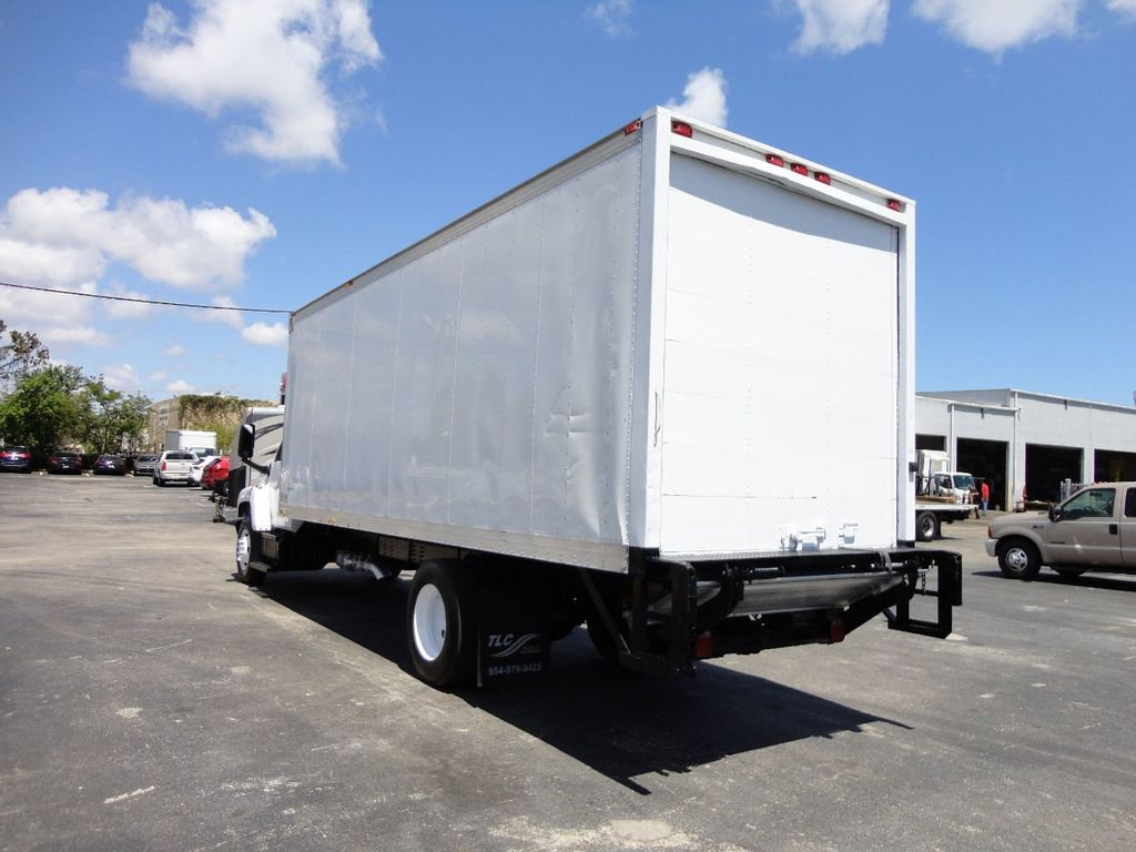 2008 GMC C7500 25,950LB GVWR UNDER CDL..24FT X 96 X 102 BOX.LIFTGATE - 17514624 - 3