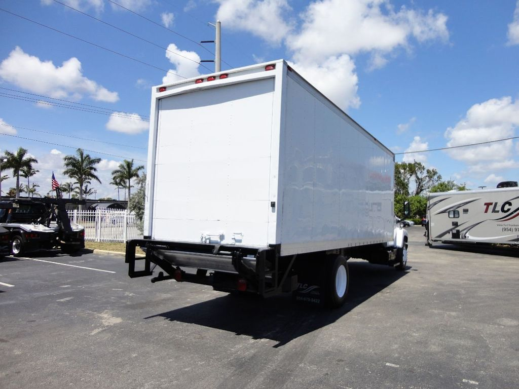 2008 GMC C7500 25,950LB GVWR UNDER CDL..24FT X 96 X 102 BOX.LIFTGATE - 17514624 - 5