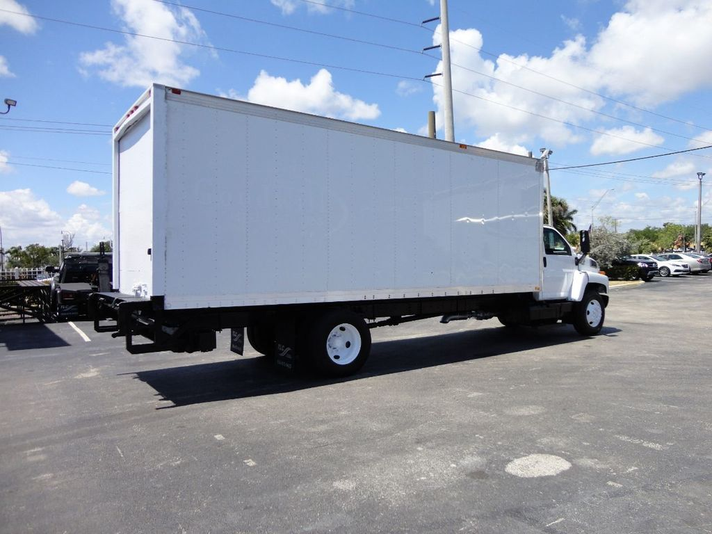 2008 GMC C7500 25,950LB GVWR UNDER CDL..24FT X 96 X 102 BOX.LIFTGATE - 17514624 - 6
