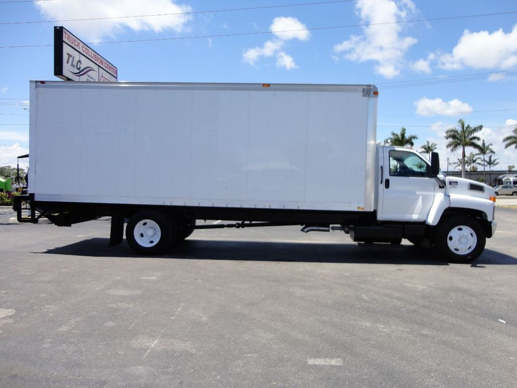 2008 GMC C7500 25,950LB GVWR UNDER CDL..24FT X 96 X 102 BOX.LIFTGATE - 17514624 - 7