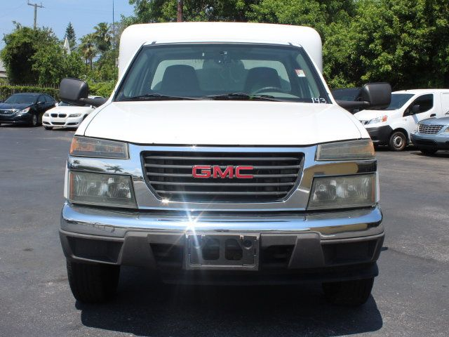 2008 GMC Canyon 2WD Reg Chassis Cab 1SA - Click to see full-size photo viewer