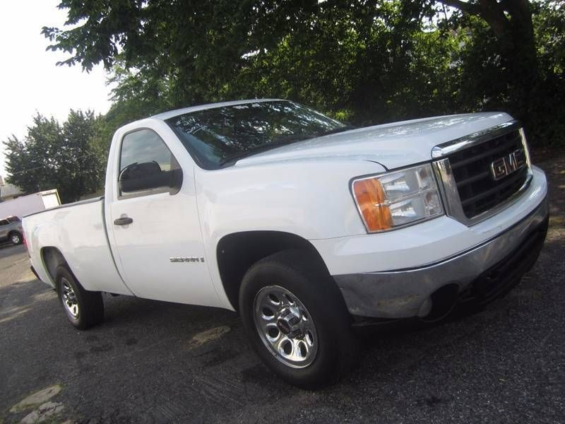 2008 used gmc sierra 1500 sierra 4 8l v8 at contact us serving cherry hill nj iid 16617768. Black Bedroom Furniture Sets. Home Design Ideas