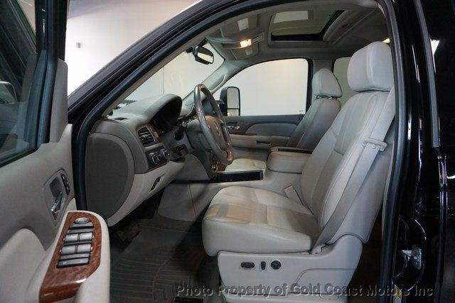 """2008 GMC Sierra 2500HD 4WD Crew Cab 167"""" SLT - Click to see full-size photo viewer"""