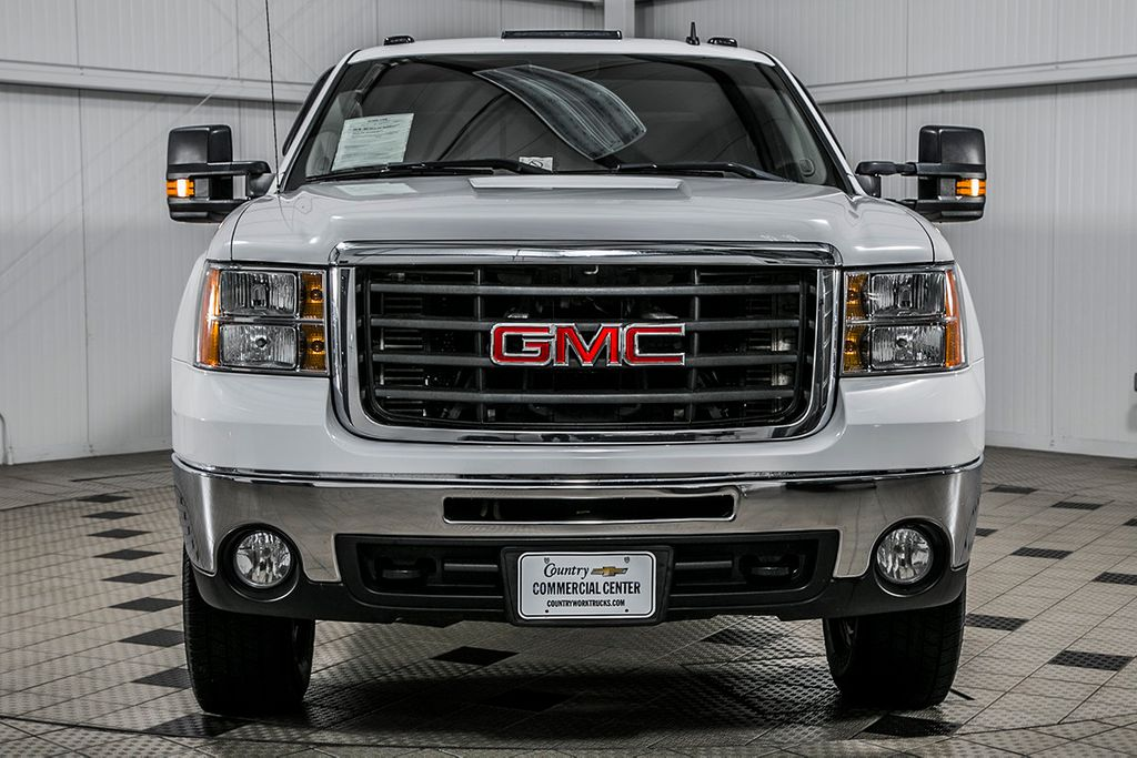 2008 GMC Sierra 3500HD 3500HD CREW 4X4 * 6.6 DURAMAX * ALLISON * SHARP - 16811366 - 1