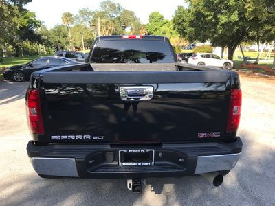 """2008 GMC Sierra 3500HD 4WD Crew Cab 167"""" DRW SLT - Click to see full-size photo viewer"""