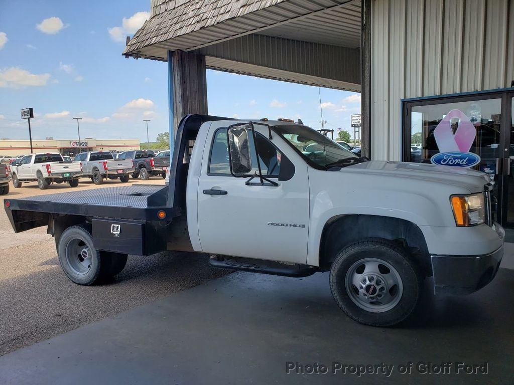 2008 GMC Sierra 3500HD Cab-Chassis  - 19143025 - 3