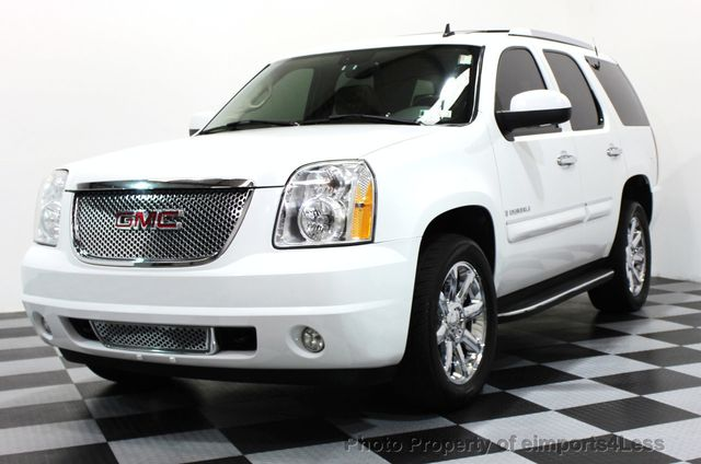6 Passenger Suv >> 2008 Used Gmc Yukon Denali Certified Denali Awd 6 Passenger Suv Camera Navi At Eimports4less Serving Doylestown Bucks County Pa Iid 16019162