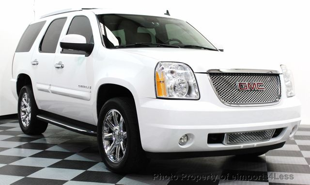 Used Yukon Denali >> 2008 Used Gmc Yukon Denali Certified Denali Awd 6 Passenger Suv Camera Navi At Eimports4less Serving Doylestown Bucks County Pa Iid 16019162