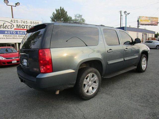 2008 Gmc Yukon Xl Slt 1500 4x4 4dr Suv W 4sb 1gkfk16328r176491