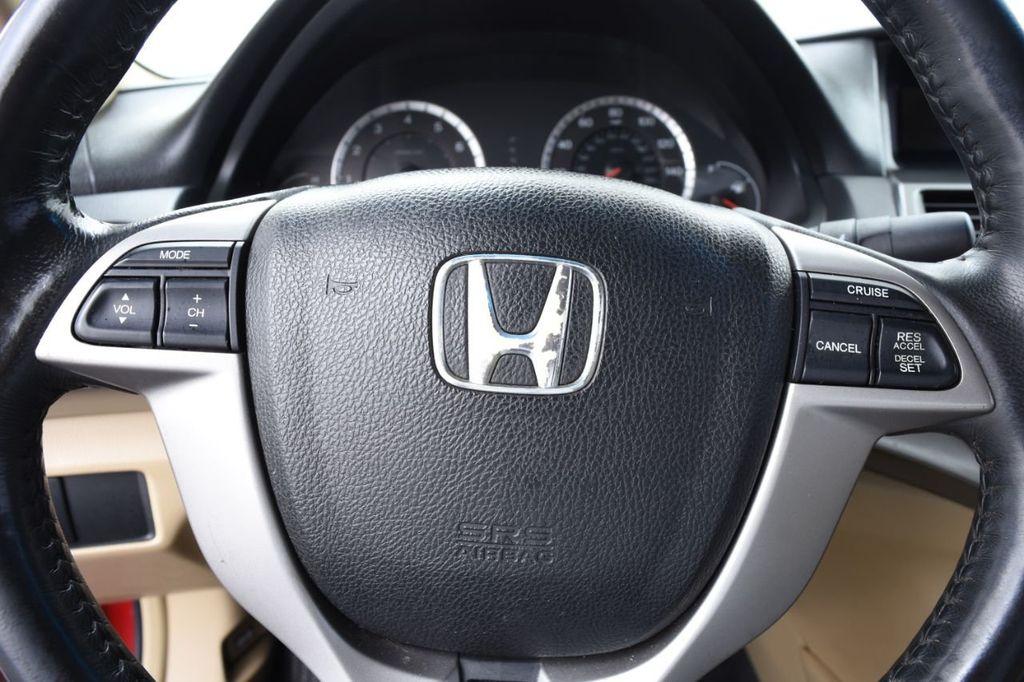 2008 honda accord user manual