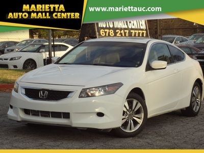 2008 Honda Accord Coupe 2dr I4 Automatic EX-L