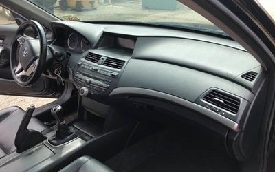 2008 Honda Accord Coupe 2dr I4 Manual EX-L - Click to see full-size photo viewer