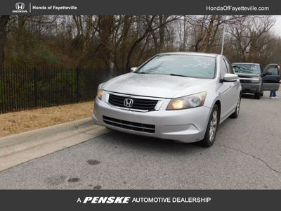 2008 Honda Accord Sedan 4dr I4 Automatic EX