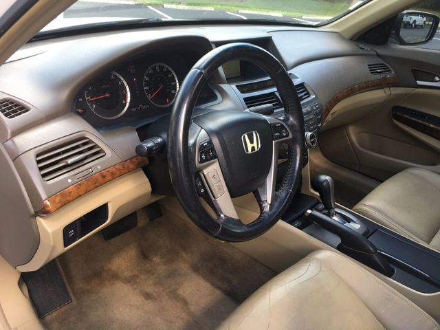 2008 Honda Accord Sedan 4dr I4 Automatic EX-L w/Navi - Click to see full-size photo viewer