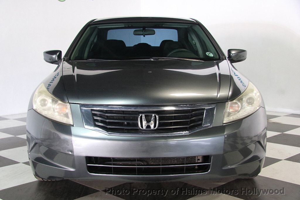 2008 Honda Accord Sedan 4dr I4 Automatic LX-P - 17365819 - 2