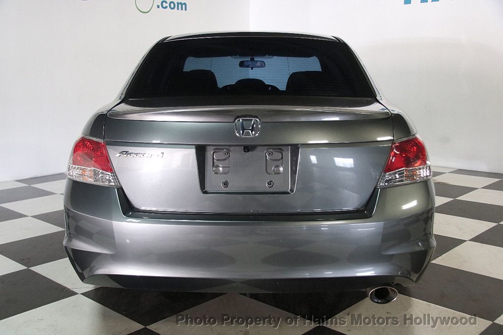 2008 Honda Accord Sedan 4dr I4 Automatic LX-P - 17365819 - 5