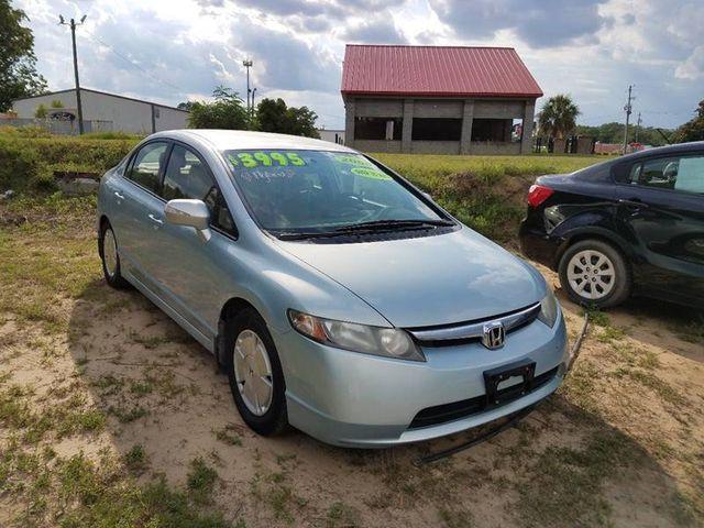 2008 Honda Civic Hybrid 4dr Sedan Sedan   JHMFA36208S015405   0