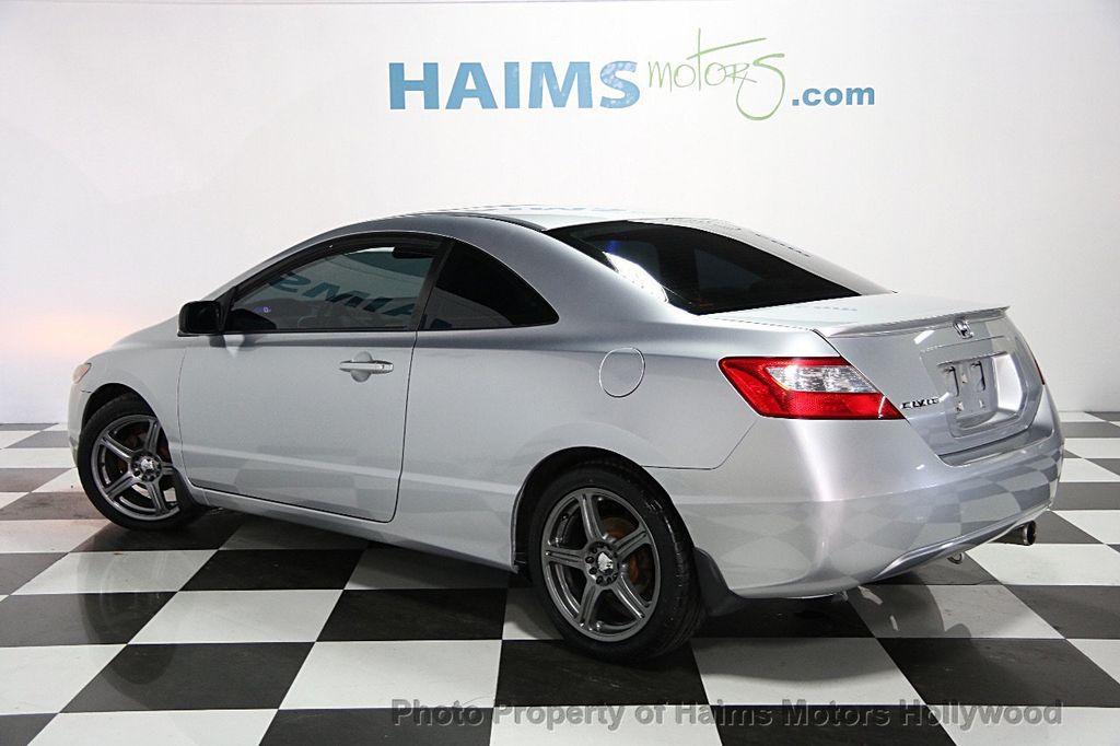 2008 Honda Civic Coupe 2dr Automatic EX   15110436   4
