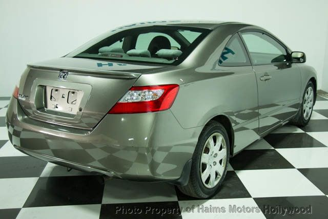2008 Honda Civic Coupe 2dr Automatic LX   14837411   3
