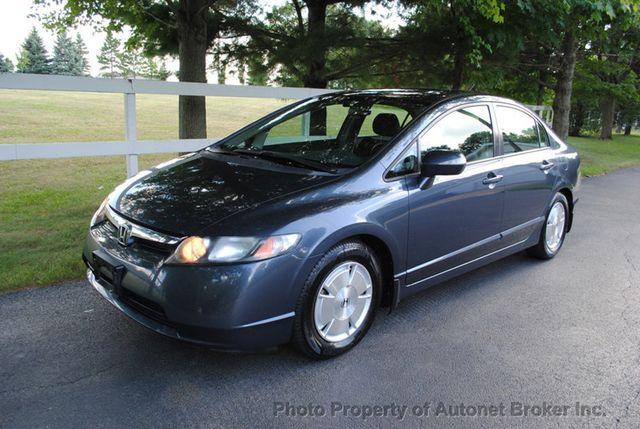 2008 Honda Civic Hybrid 4dr Sedan
