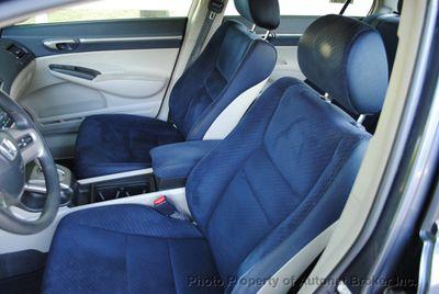 2008 Honda Civic Hybrid 4dr Sedan - Click to see full-size photo viewer