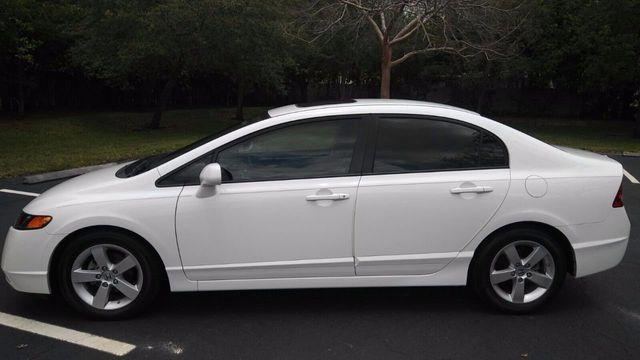 2008 Honda Civic Sedan 4dr Automatic EX L   Click To See Full Size