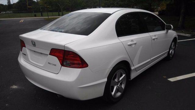 Perfect 2008 Honda Civic Sedan 4dr Automatic EX L   Click To See Full Size