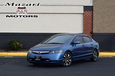 2008 Honda Civic Sedan 4dr Manual EX