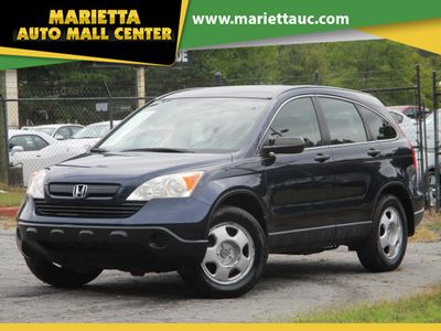 2008 Honda CR-V 2WD 5dr LX - Click to see full-size photo viewer