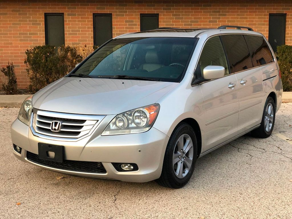 2008 Used Honda Odyssey 5dr Touring at Chicago Auto Capital Serving Elgin, IL, IID 19508203