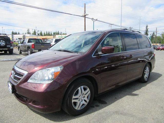 2008 Honda Odyssey EX L 4dr Mini Van Not Specified   5FNRL38658B418379   3