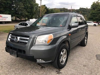 2008 Honda Pilot 4WD 4dr SE - Click to see full-size photo viewer