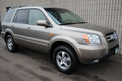 2008 Honda Pilot EXL NAVIGATION LEATHER MOONROOF SUV