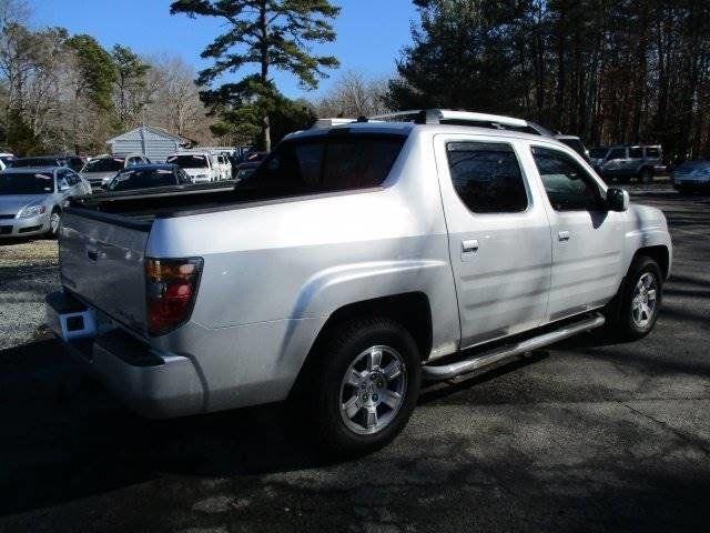 2008 Honda Ridgeline 4WD Crew Cab RTL w/Lthr & Navi Truck Crew Cab Short  Bed for Sale Lynnwood, WA - $13,988 - Motorcar com