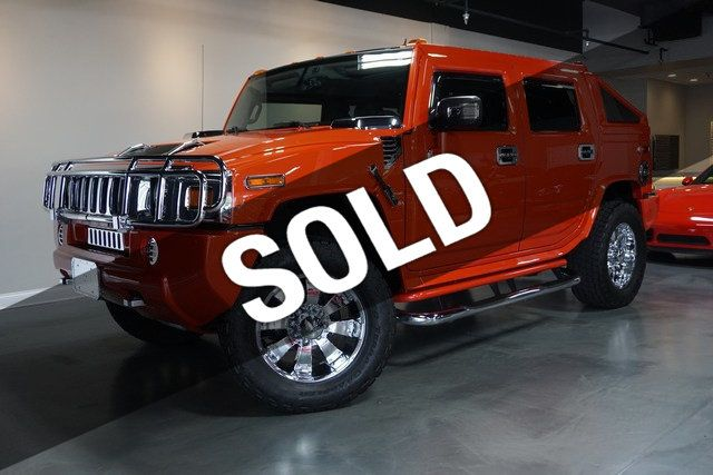 2008 HUMMER H2 4WD 4dr SUT - Click to see full-size photo viewer