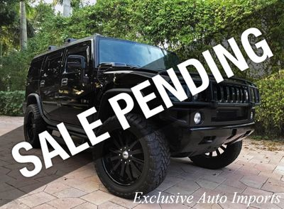 2008 HUMMER H2 BADDEST SUPERCHARGED HUMMER H2 6.2L $35K+ IN UPGRADES SUV