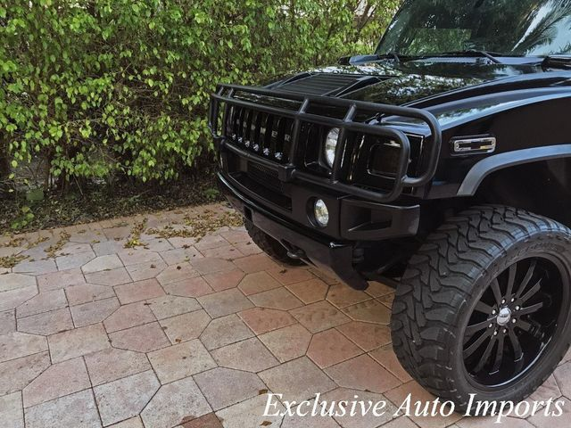 2008 HUMMER H2 BADDEST SUPERCHARGED HUMMER H2 6.2L $35K+ IN UPGRADES - Click to see full-size photo viewer