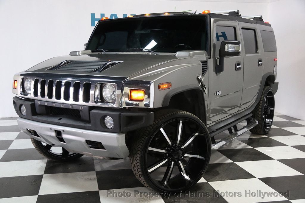 2008 used hummer h2 at haims motors serving fort lauderdale hollywood miami fl iid 16160062. Black Bedroom Furniture Sets. Home Design Ideas